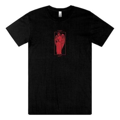 Bloom Angel T-shirt (Black)