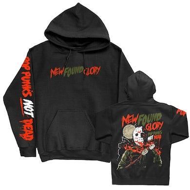 New Found Glory Jason Pullover Hoodie (Black)