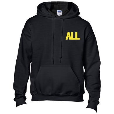 Allroy Pullover Hoodie (Black)