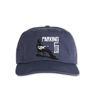 Mia Dyson Parking Lots Cap (Blue)