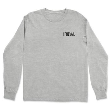 I Prevail Post Traumatic Long Sleeve (Grey)
