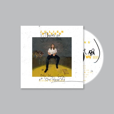 Julien Baker Little Oblivions CD