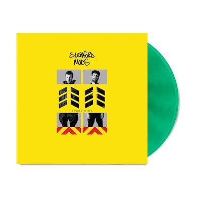 Spare Ribs LP (Transparent Green) (Vinyl)