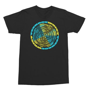 Spiral T-Shirt (Black)