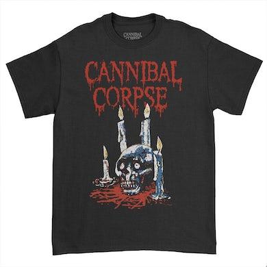 Cannibal Corpse Ritual Candles T-Shirt (Black)