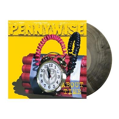 About Time LP (Clear Smoke) (Vinyl)