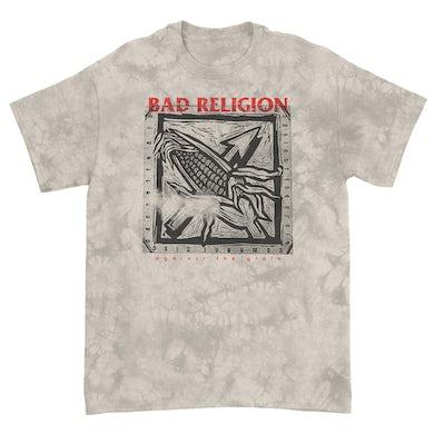 Bad Religion Against The Grain Stamp T-shirt (Dye)