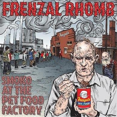 Frenzal Rhomb Smoko at the Pet Food Factory CD
