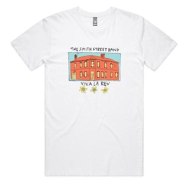 The Smith Street Band Whole Pub Tee (White)