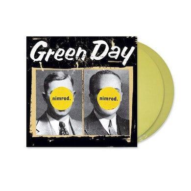Green Day Nimrod (20th Anniversary) Vinyl 2LP