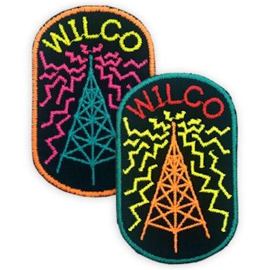 Wilco Radio Tower Patch