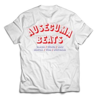 Ausecuma Beats Logo T-shirt