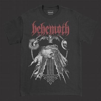 Behemoth Profane Skull T-Shirt (Black)