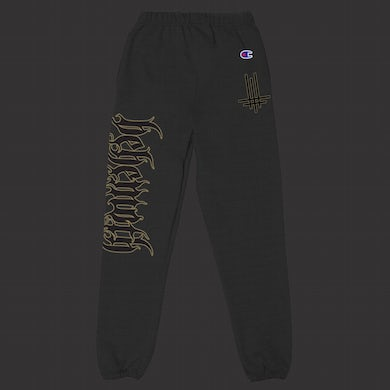 Triumviratus Champion Sweatpants (Black)