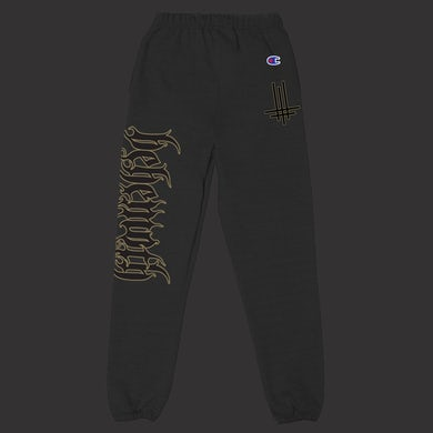 Behemoth Triumviratus Champion Sweatpants (Black)
