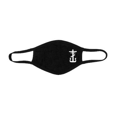 Frank Iero Cross Face Mask (Black)