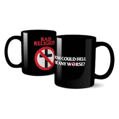 Bad Religion How Could Hell Be Any Worse Mug