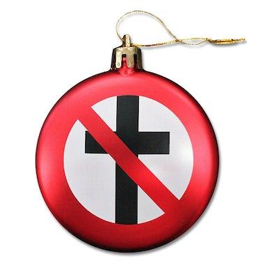 Bad Religion Crossbuster Ornament