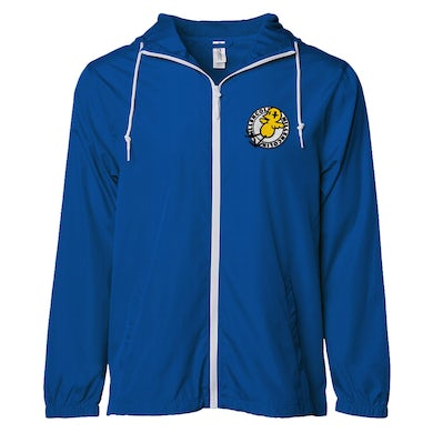 Bird Patch Windbreaker (Royal Blue)