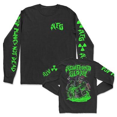 New Found Glory Thrash Longsleeve (Black)