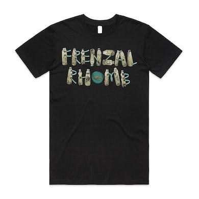 Frenzal Rhomb Cones T-Shirt (Black)