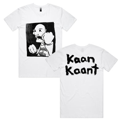 Frenzal Rhomb Kaan T-Shirt (White)