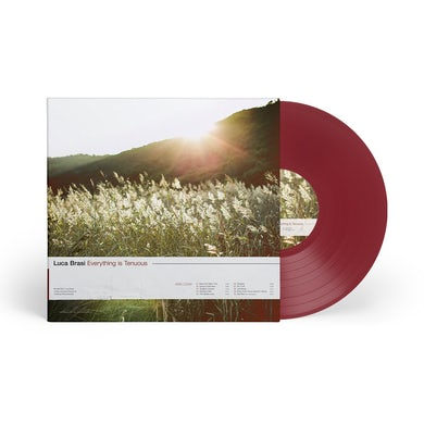 Luca Brasi Everything Is Tenuous LP (Oxblood vinyl)