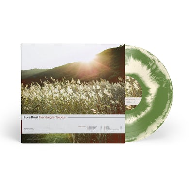 Everything Is Tenuous LP (Bone & Olive swirl vinyl)