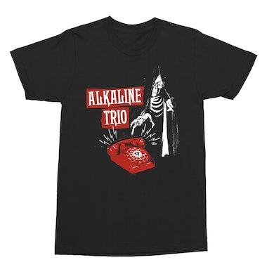 Alkaline Trio Call Me T-Shirt (Black)