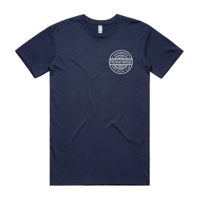Pennywise Never Spoils Tee (Navy)