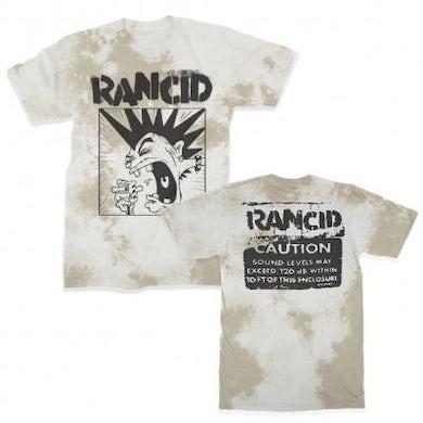 Rancid Screaming Mohawk (Tea Dye)