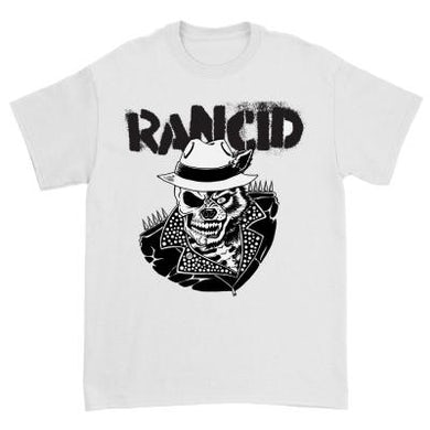 Rancid Two Faced T-shirt (White)