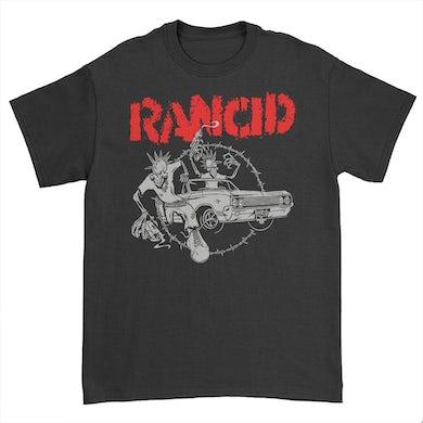Rancid Cadillac T-Shirt (Black)