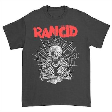 Rancid Spiderweb T-Shirt (Black)