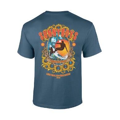 Sunnyboys World Tour 2020 T-shirt (Indigo Blue)