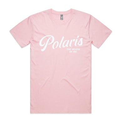 Polaris Script Tee (Pink)