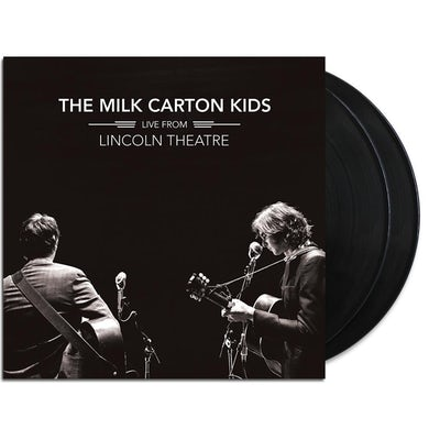 Live From Lincoln Theatre 2xLP (Black) (Vinyl)