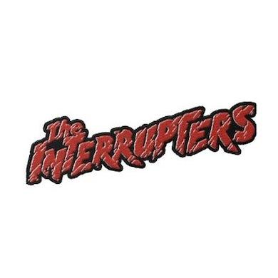 The Interrupters Clash Logo Die Cut Patch