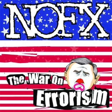 Nofx The War on Errorism CD