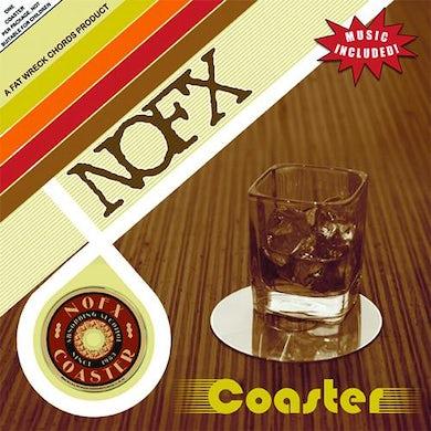 Nofx Coaster CD