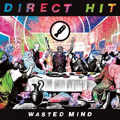 Direct Hit!  Wasted Mind CD