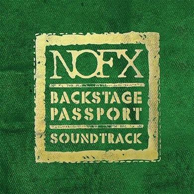 Nofx Backstage Passport Soundtrack CD