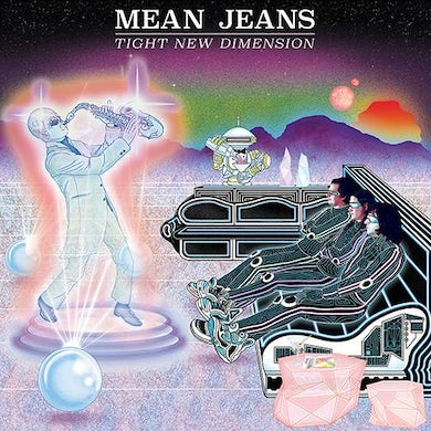 Mean Jeans Tight New Dimension CD