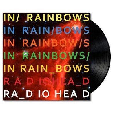 Radiohead In Rainbows LP (Black Vinyl)