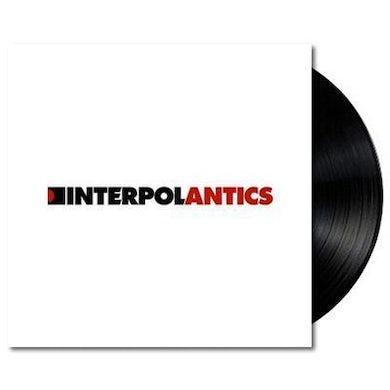 Interpol Antics (Vinyl)