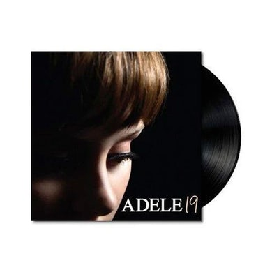 Adele 19 LP (Black Vinyl)