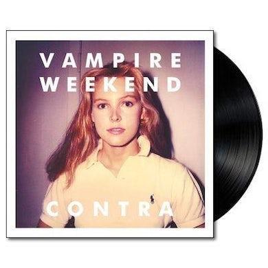 Vampire Weekend Contra (Vinyl)