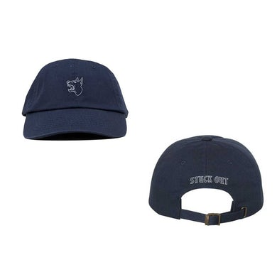 Stuck Out Lie Through Your Teeth Dad Hat