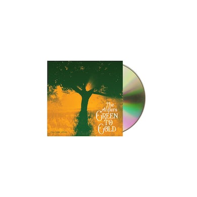 The Antlers Green to Gold CD