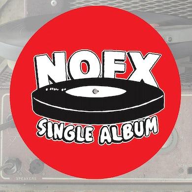 Nofx Single Album Slipmat